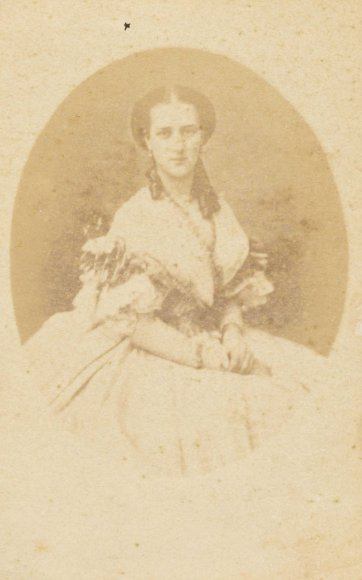 The Princess Royal, c. 1860 an unknown artist
