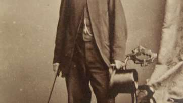 William Lyne, (late 1860s) Charles Woolley