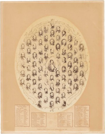 The First Legislative Assembly of New South Wales, 1859 Edwin Dalton