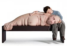 The Long Awaited, 2008 by Patricia Piccinini