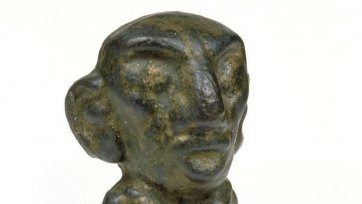 Billy Hughes paperweight an unknown artist