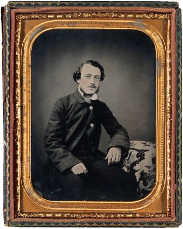 Thomas Wentworth Wills, c.1859 by Unknown