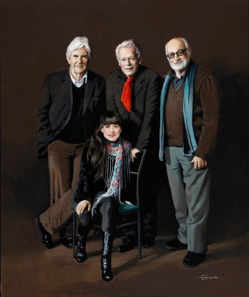 The Seekers reunite 50 years on, 2011 Helen Edwards