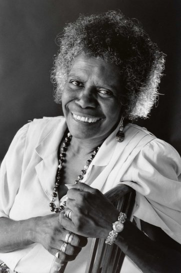 Bonita Mabo, 1994 (printed 2011) by Lorrie Graham