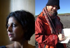 Vahni Capildeo, Kit Kelen and Renee Pettitt-Schipp