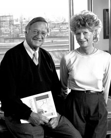 Gordon and Marilyn Darling, 1994 Francis Reiss and June Orford