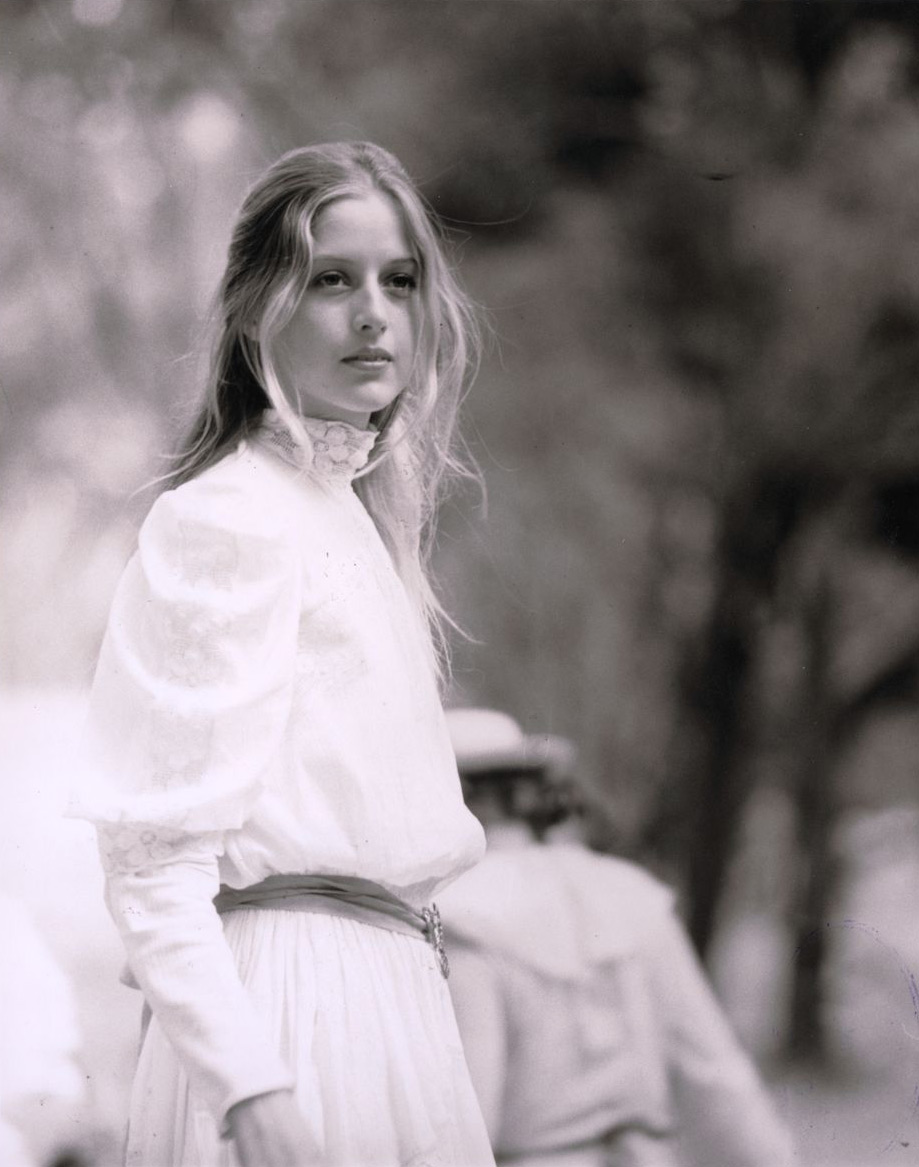 Anne-Louise Lambert as Miranda by David Kynoch  Film: Picnic at Hanging Rock, 1975
