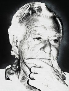 Bob Hawke, 2012 by Luke Cornish