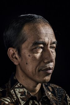 Jokowi, Indonesia, 2014 by Adam Ferguson