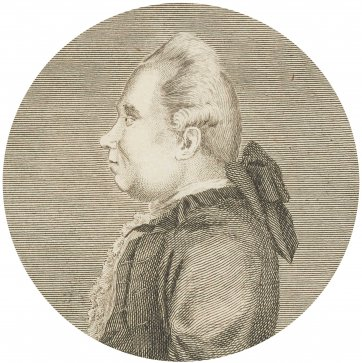 Dr Solander, 1772 by Unknown
