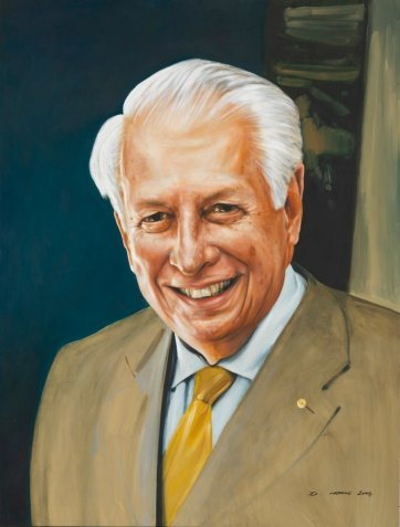 Sir Gustav Nossal, 2004 Dean Home