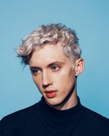 Troye Sivan, 2018 by James Brickwood