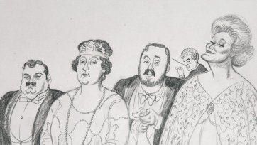 Great stylists: Caruso, Melba, Pavarotti, Bonynge and Sutherland, 1983 Arthur Horner