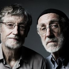 Geoffrey Legge and Frank Watters, 2008 by Gary Grealy