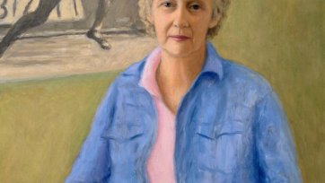 Betty Cuthbert, 2002 by Andrew Daly