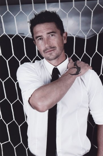 Harry Kewell, 2011 Julian Kingma