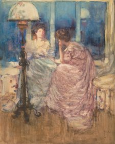 The Window Seat, 1907 by Frances Hodgkins