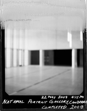 National Portrait Gallery, Canberra, 25 Hours 31 minutes, 22-23rd of May 2009, 2009 (printed 2010) Ingvar Kenne
