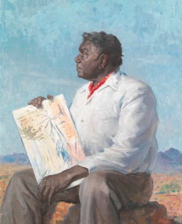 Albert Namatjira, 1958 William Dargie