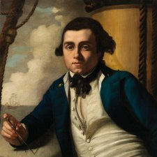 William Bligh, c. 1776 John Webber