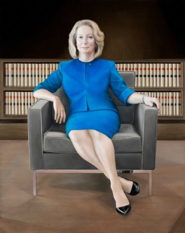 The Honourable Chief Justice Susan Kiefel AC, 2018 Yvonne East